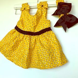 Bee dress size small medium and large